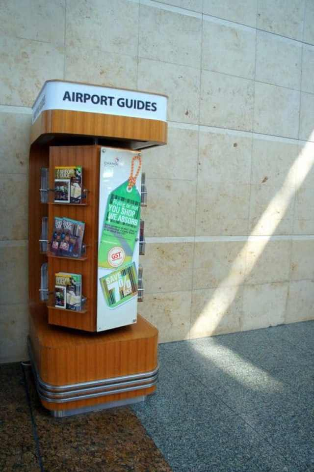 Airport guide Singapore Airport