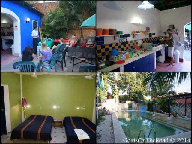 Nomadas Hostel, Merida, Mexico