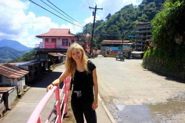 Exploring Banaue