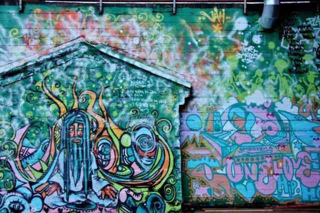 Reykjavik, street art