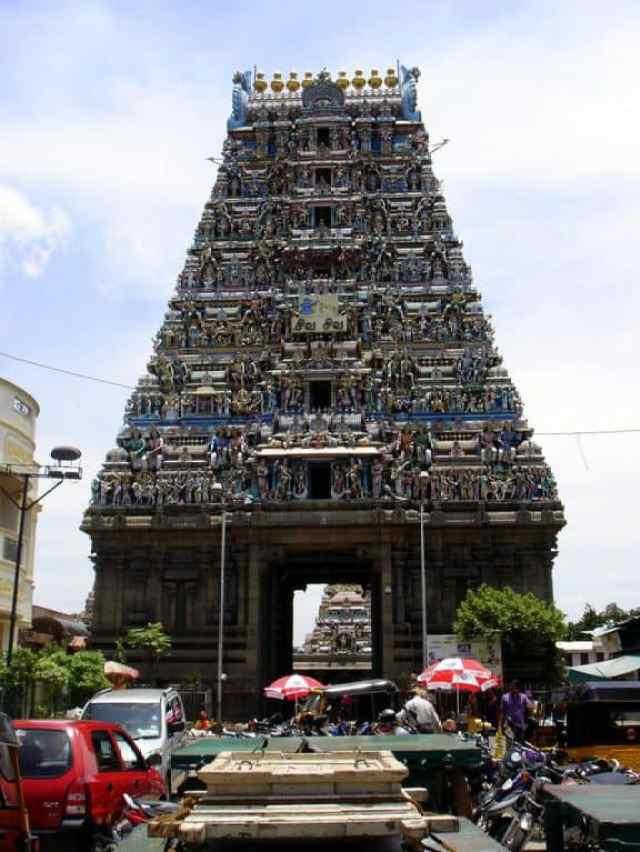 Kapleeshwarar Temple 1