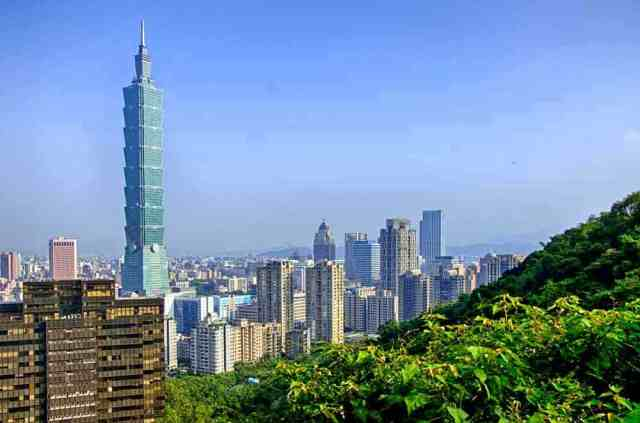 taipei-101-from-elephant-mountain