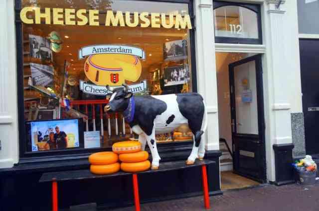 Cheese museum, Amsterdam