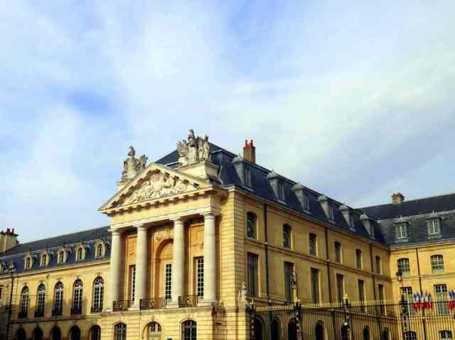 Dijon Palace