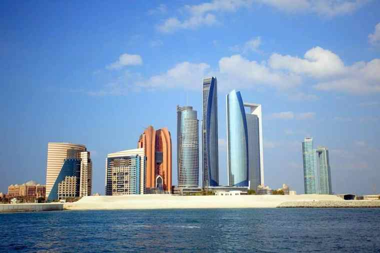 Abu Dhabi landscape