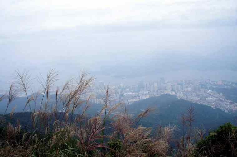 Wutong Mountains, Shenzhen.