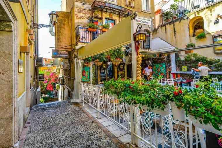 Romance in Sicily