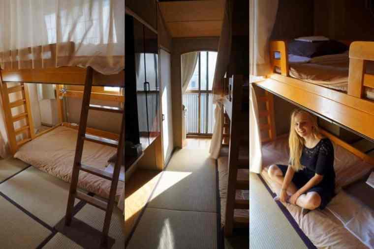 hostel in hiroshima
