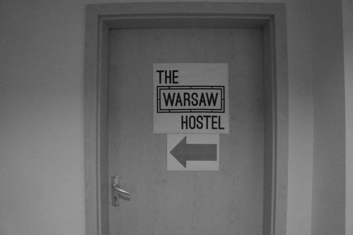 the warsaw hostel,poland