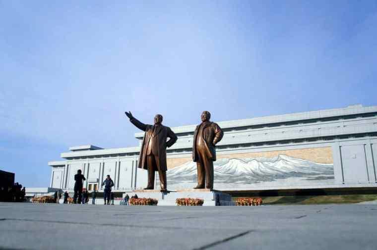 North Korean architecture