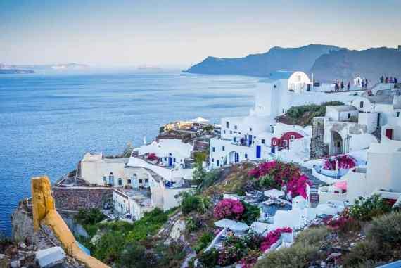 Greece view
