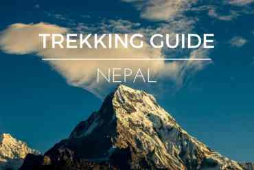 Nepal trekking guide