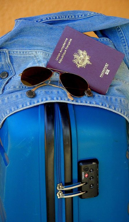 Travel passport
