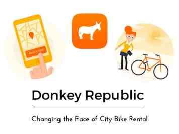 Donkey Republic cover