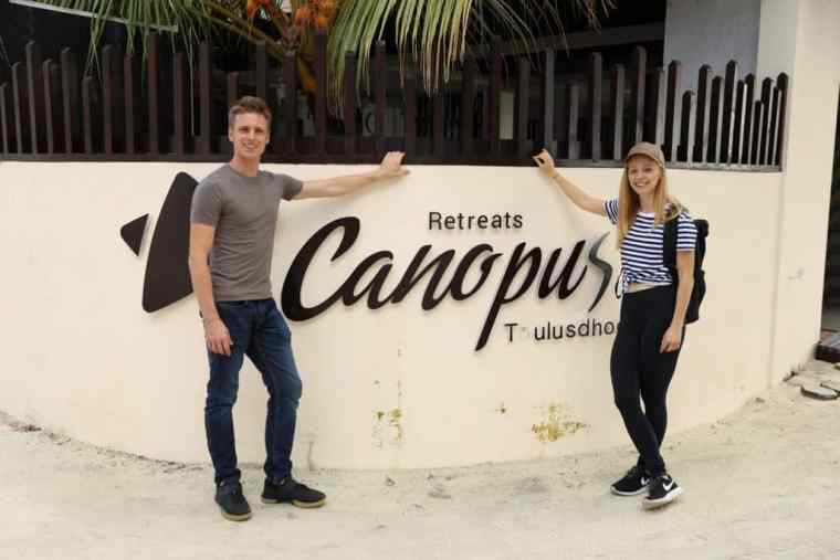 Canopus Retreats