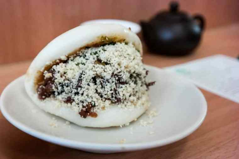 Best Dishes in London: The classic bao at Bao