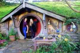 Exploring the Hobbiton