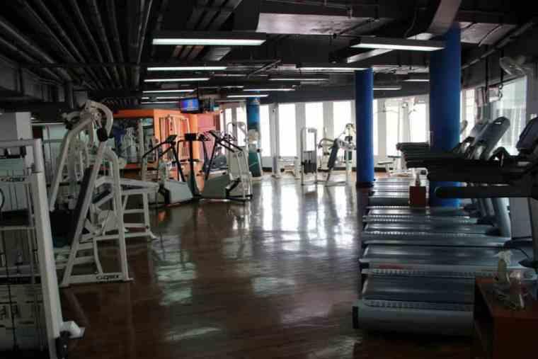 Gym at the Renaissance by Marriott, Kuala Lumpur