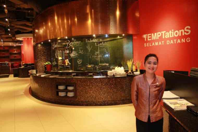 Restaurant, The Renaissance by Marriott, Kuala Lumpur