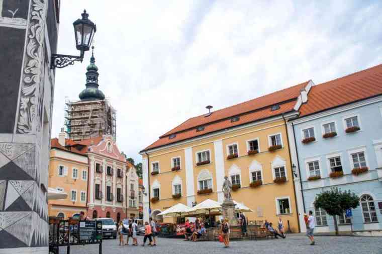 Mikulov City Center