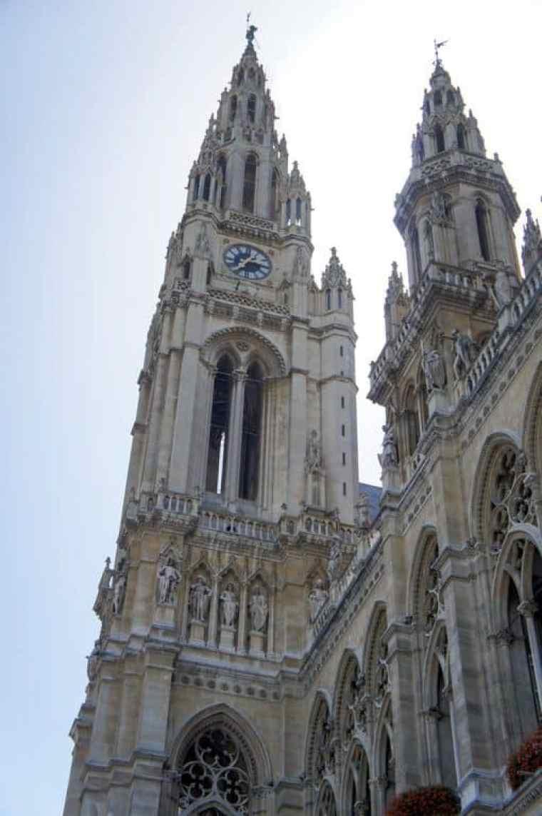 Vienna Rathaus