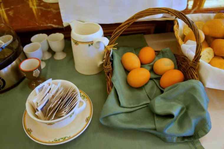 Breakfast at Hotel Valle Rossa, San Giovanni Rotondo