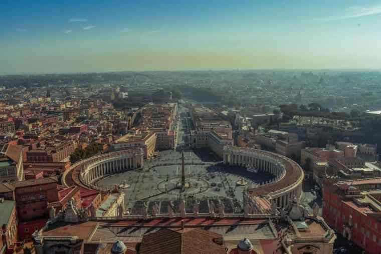 A country within a country - Vatican City