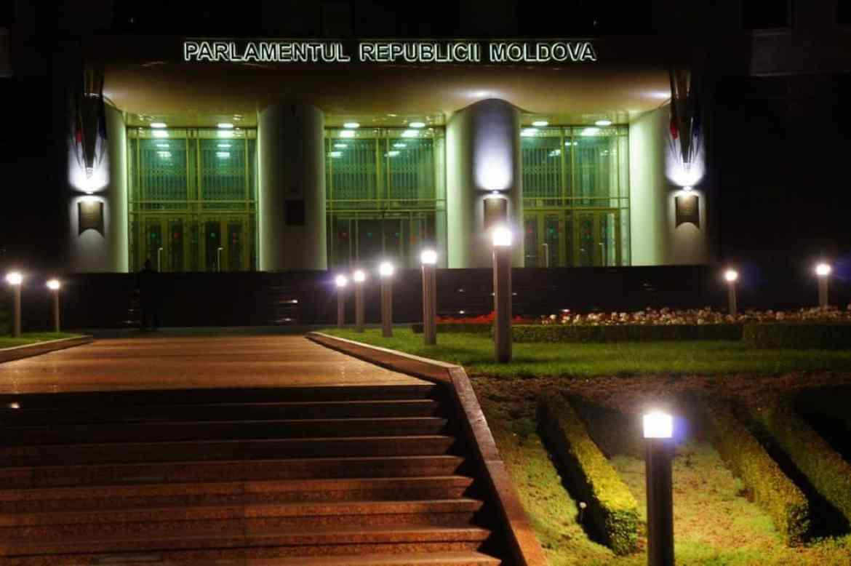 Parliament of the Republic of Moldova