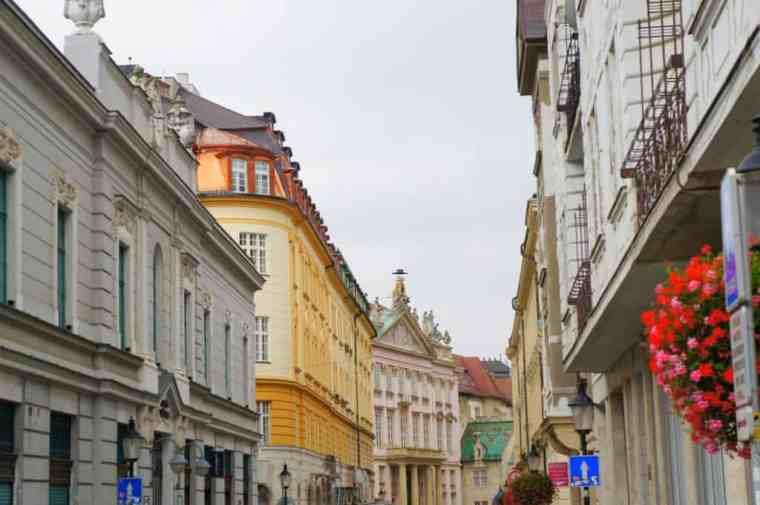 Bratislava's Old Town