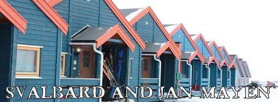 Svalbard and Jan Mayen
