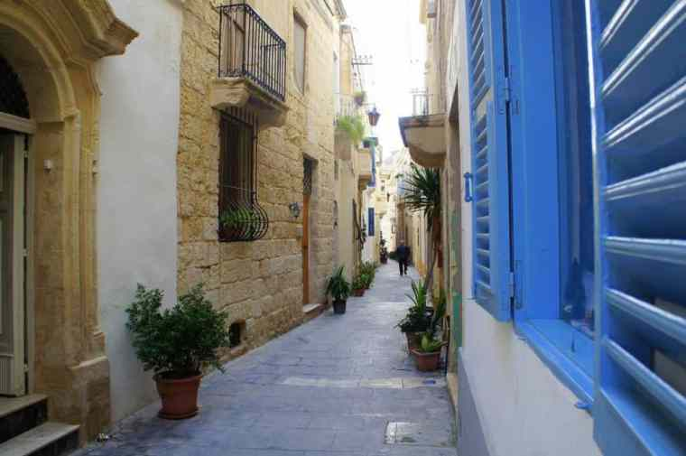 Alley in Malta
