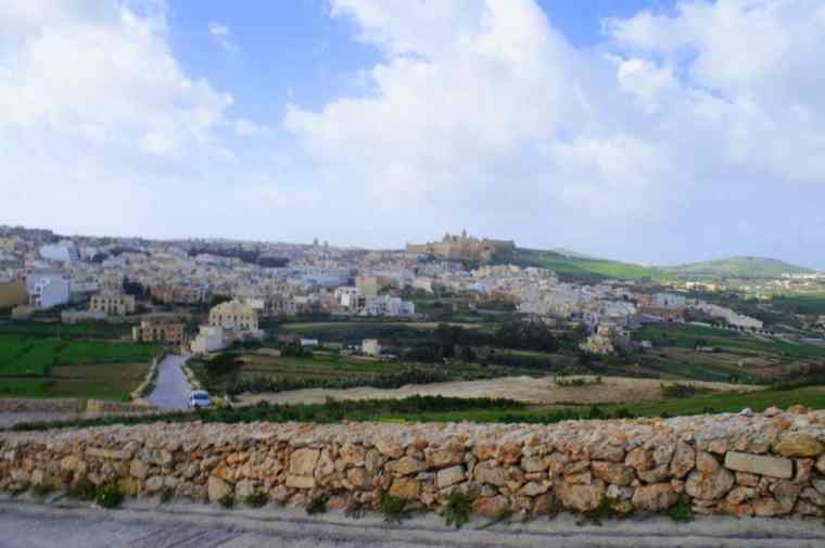 Great view in Gozo