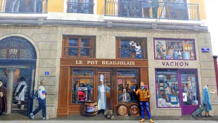 Cez in Lyon
