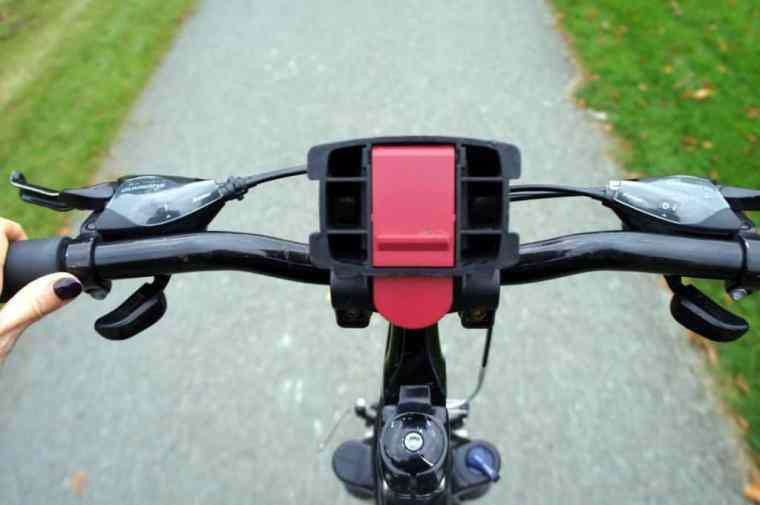 Biking in Dublin