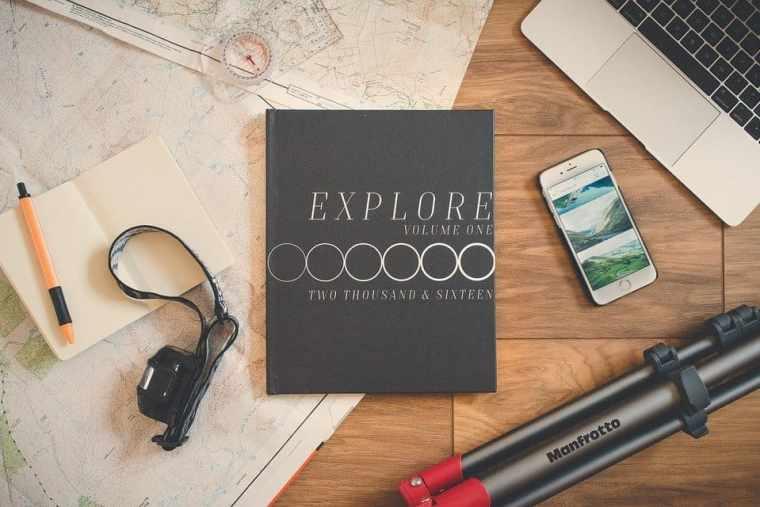 Explore the World Book