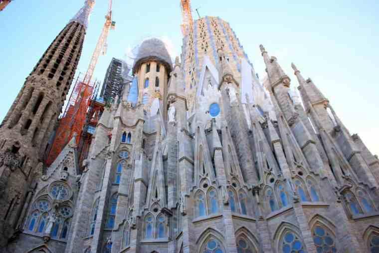 La Sagrada Família Barcelona