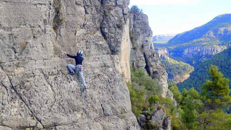 Rock Climbing in Siurana