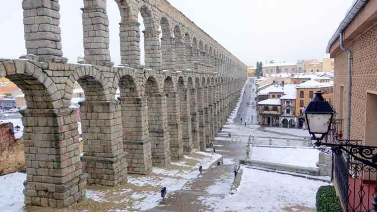 Segovia walk