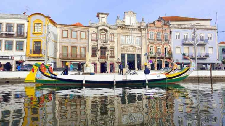 Aveiro walking