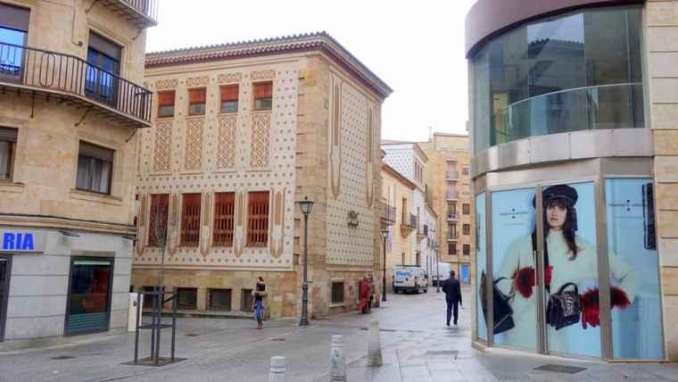Exploring Salamanca