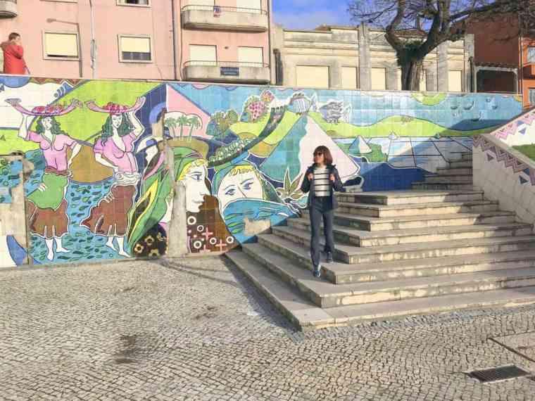 Lydia in Aveiro