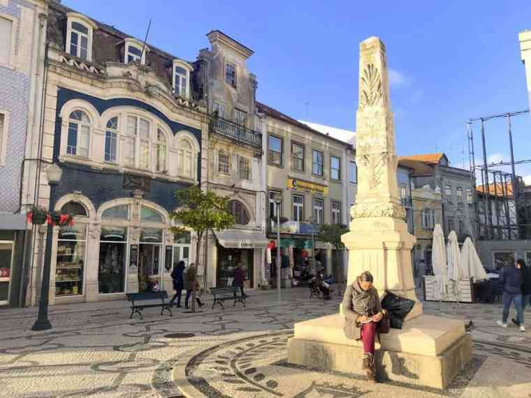 Walk in Aveiro