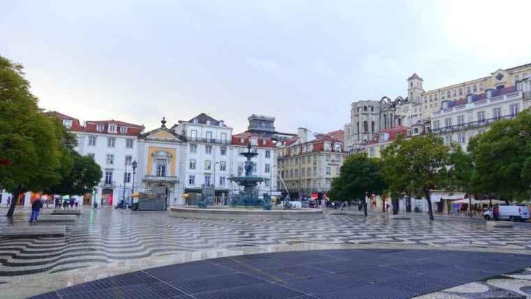 Rossio Square
