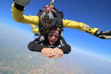 Skydive in Costa Brava
