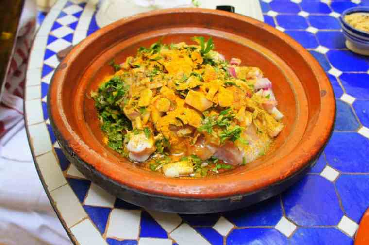 Cooking Tagine