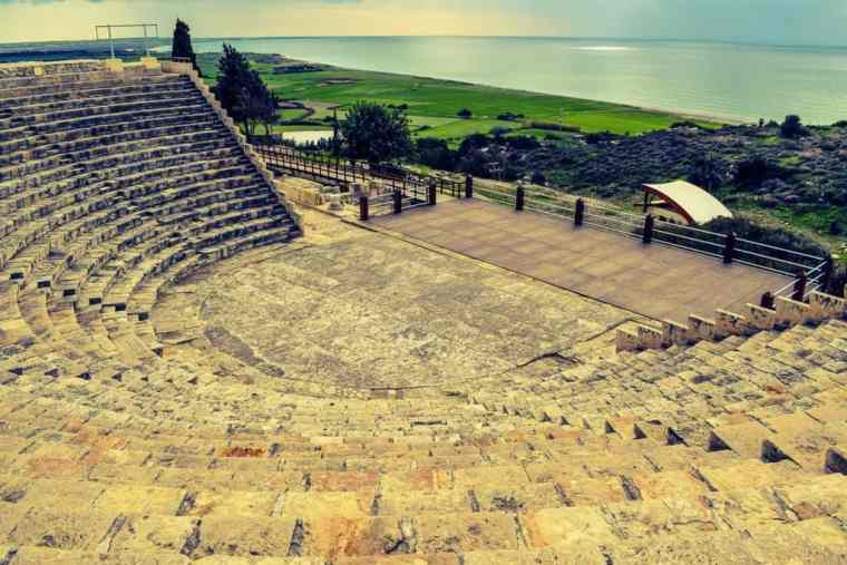 The Kourion Amphitheater