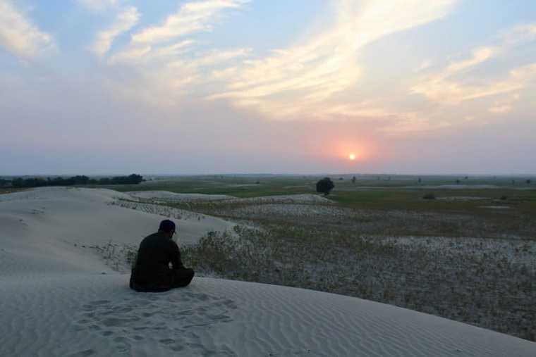 desert near jhang