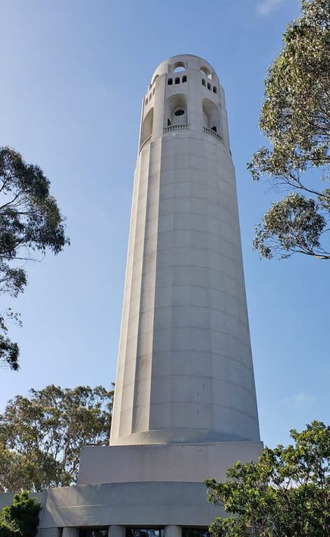 Coit Tower San Francisco Things to Do