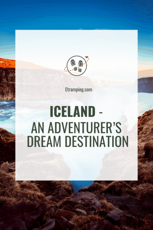 Travel to Iceland - a dream destination for the adventurer, the hiker, the camper and the nature lover.