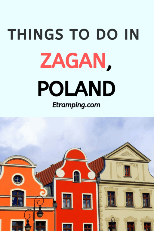 What to do in Zagan Pinterest